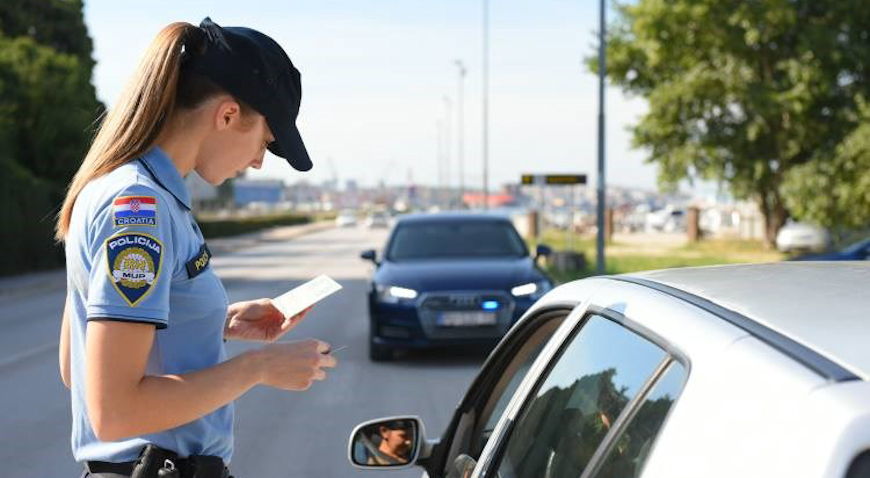 SKUPA VOŽNJA – 15 300 kuna kazne za vožnju pod zabranom