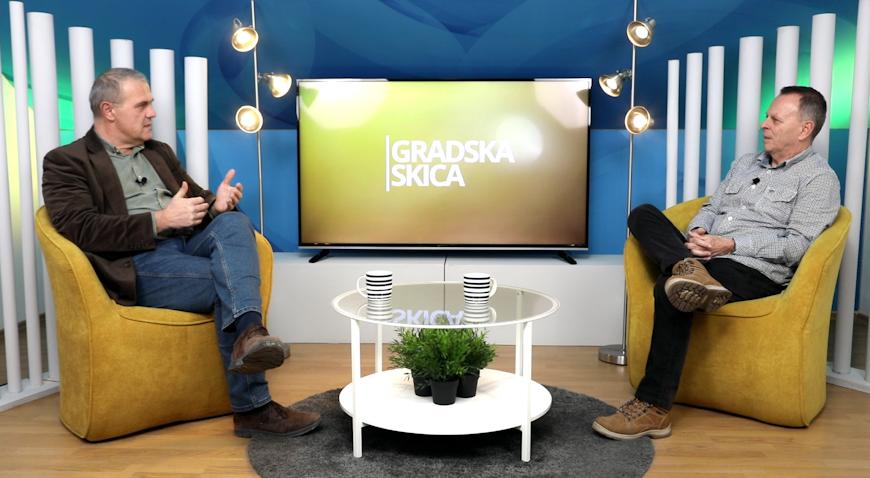 GRADSKA SKICA – O Naftalanu razgovaramo s Goranom Maričićem
