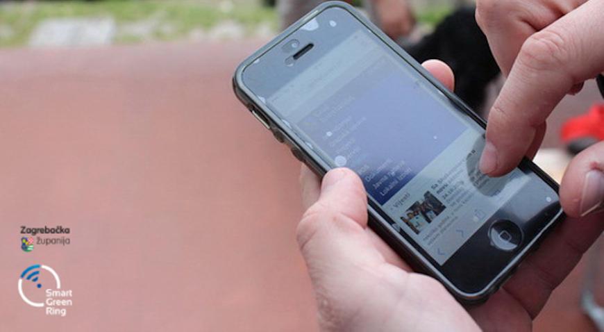 U Križu u rad puštene prve besplatne internetske pristupne točke