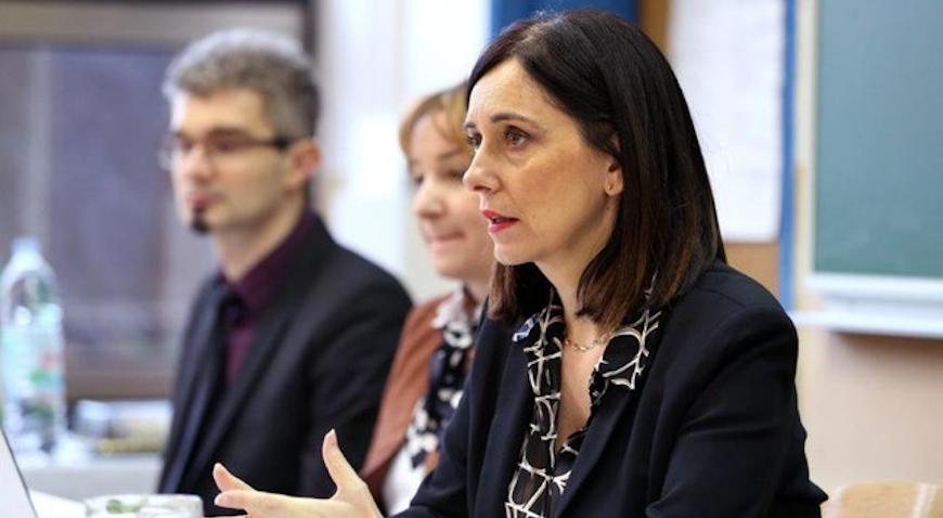Blaženka Divjak: Moj je dojam da su učitelji dobro prihvatili reformu